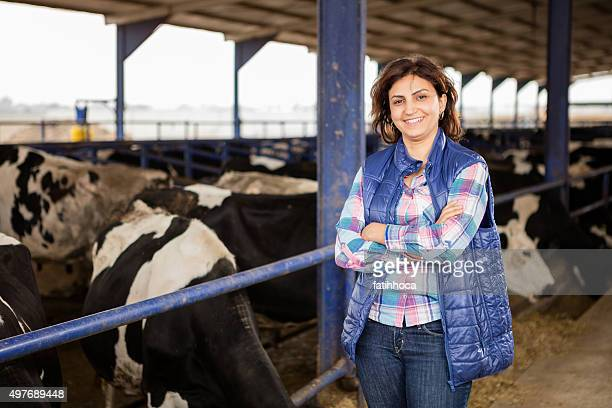Young Woman Farmer