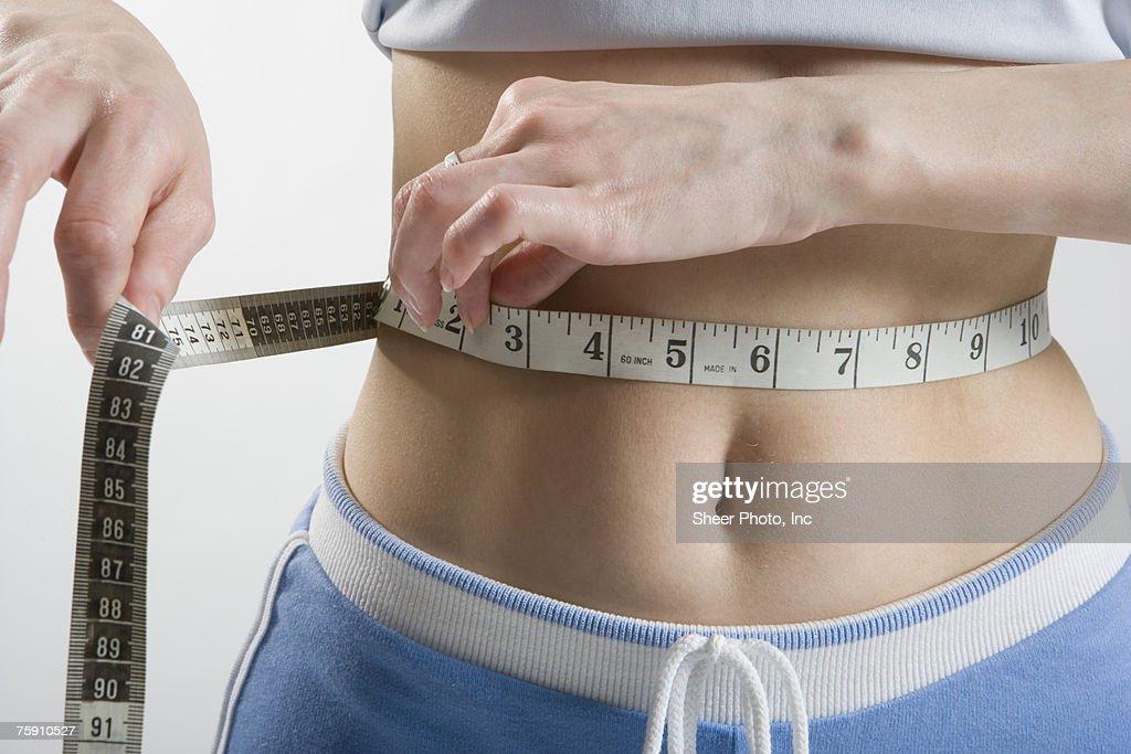 Tape measure to measure waist dw4725