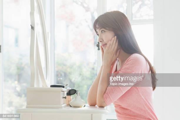 Young Woman, Korean