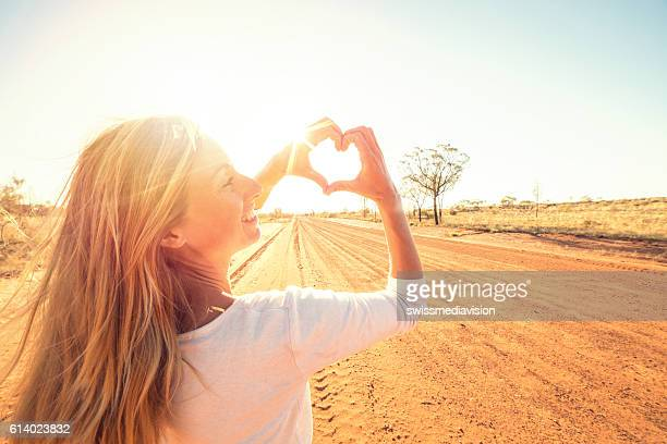 young woman loving life - one young woman only stock pictures, royalty-free photos & images