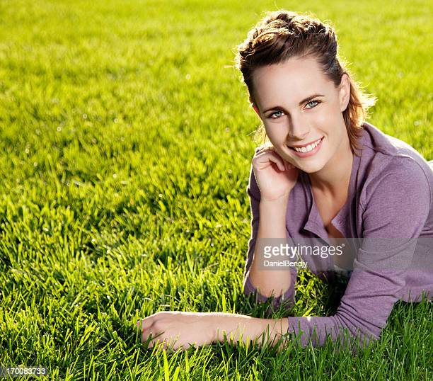 Young Woman Outdoor Series