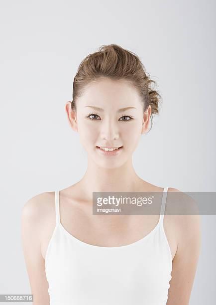 young woman - cami fotografías e imágenes de stock