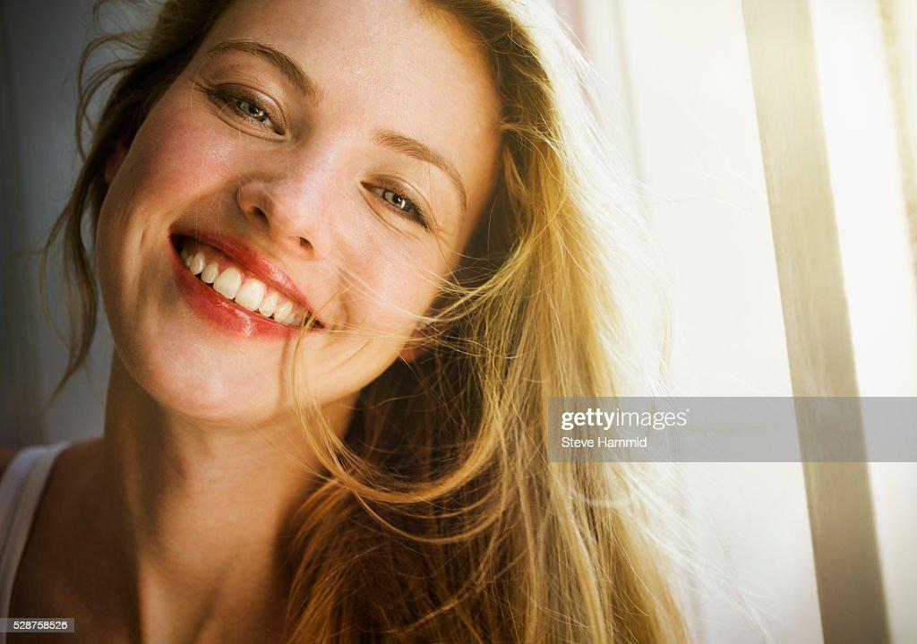 Young woman : Foto de stock