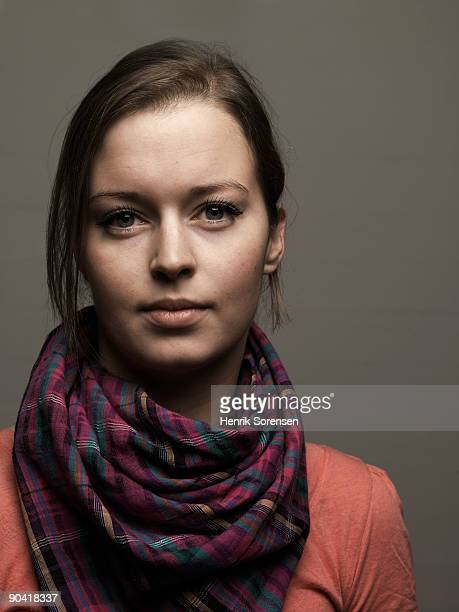 young woman - portrait