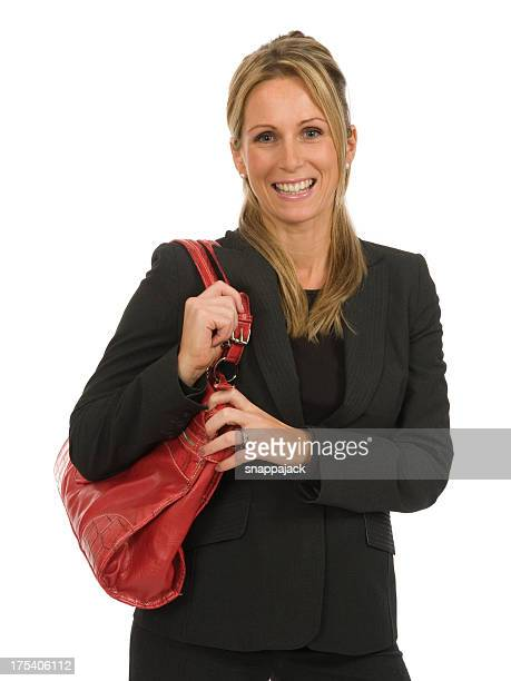 Young  Woman ready to go shopping