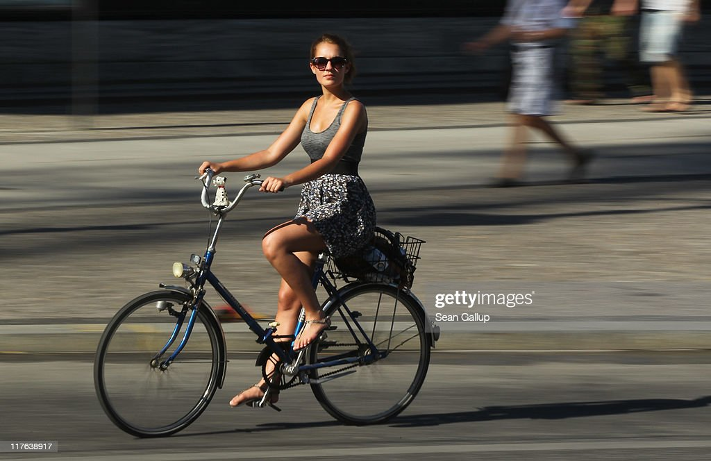 Summer In Berlin : News Photo
