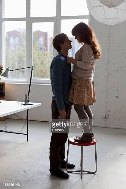 Tall boyfriend short girlfriend