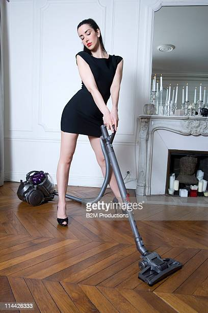 World S Best Sexy Vacuuming Stock Pictures Photos And