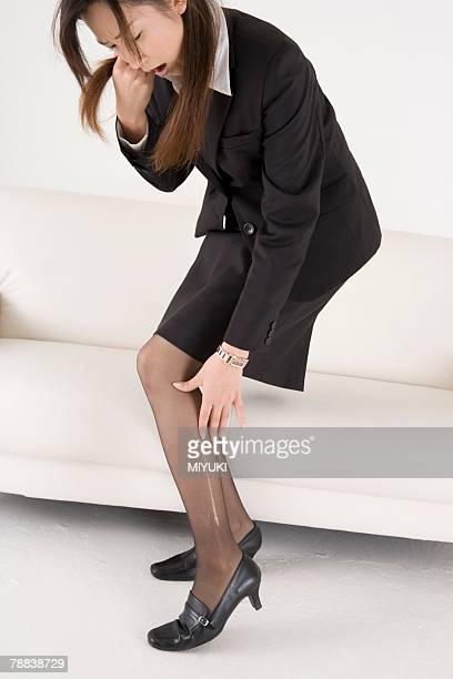 Jeny smith yellow heels - 1 3