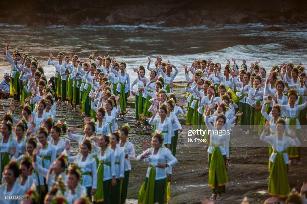 Colossal Dance In Bali