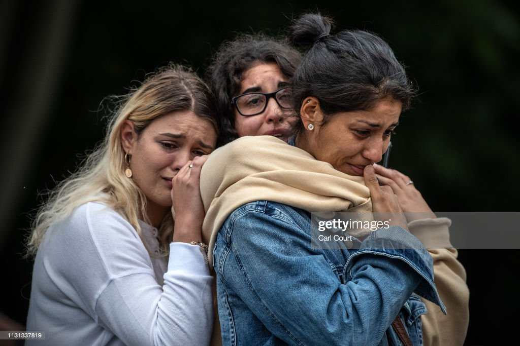 Christchurch Mourns After Worst Mass Shooting In New Zealand's History : News Photo