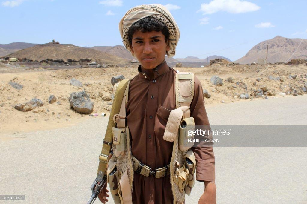 YEMEN-CONFLICT : News Photo