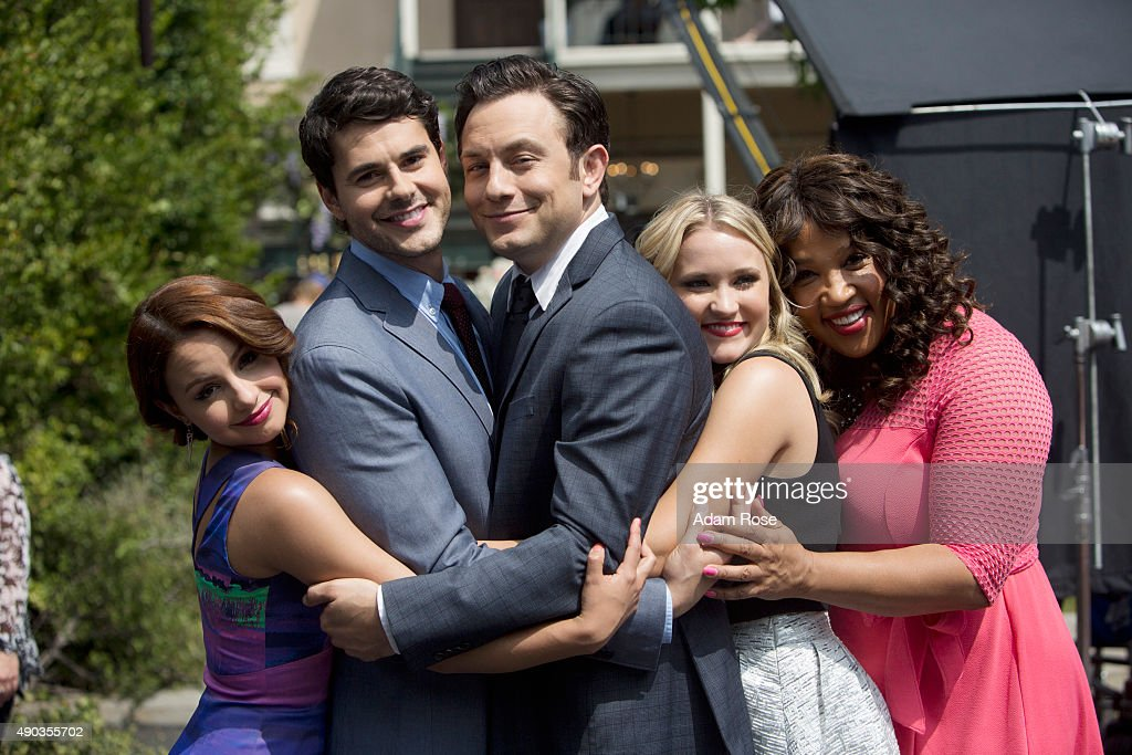 """ABC Family's """"Young & Hungry"""" - Season Two"""