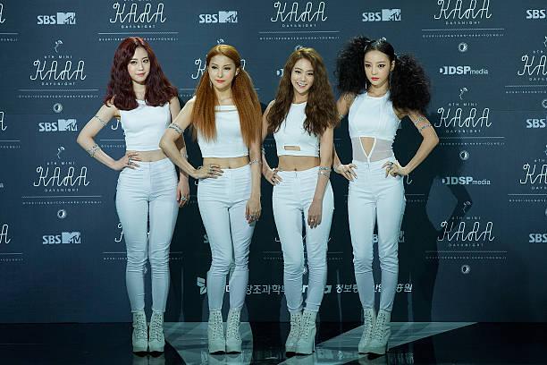 Kara 6th mini album show case photos and images getty images kara 6th mini album show case thecheapjerseys Gallery