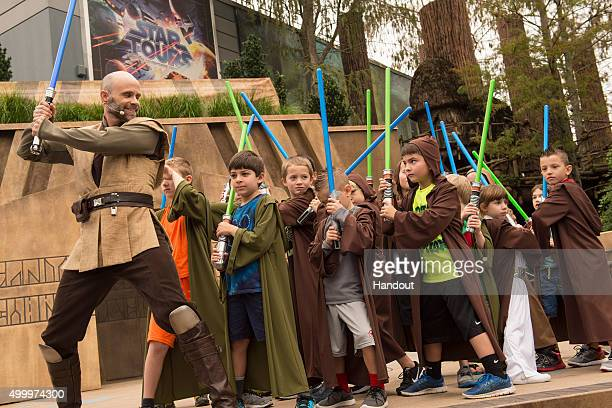Younglings brave enough to sign up for Jedi Training Trials of the Temple are guided to the site of a secret and ancient Jedi temple There they learn...