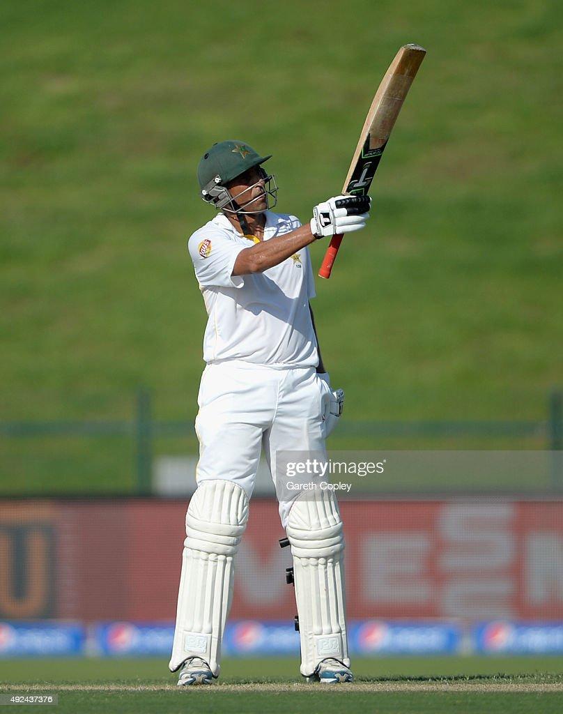 Pakistan v England - 1st Test: Day One : News Photo