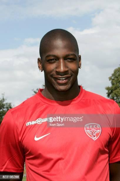 Younousse SANKHARE Besancon / Dijon Match de preparation Saison 2011/2012