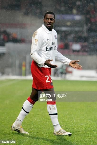 Younousse SANKHARE Guingamp / PSG Coupe de la Ligue 8eme de finale Stade du Roudourou Guingamp