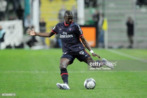 Younousse SANKHARE Saint Etienne / PSG 33E journee de Ligue 1
