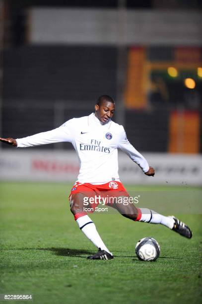 Younousse SANKHARE Nice / Paris Saint Germain 29e journee Ligue 1 Stade du Ray Nice