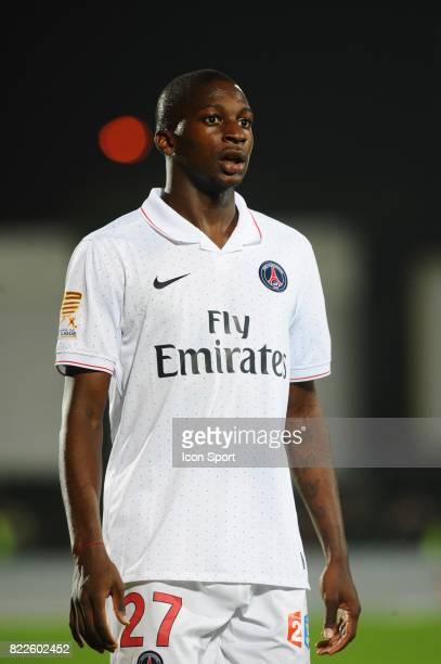 Younousse SANKHARE Boulogne / PSG 16e finale Coupe de la Ligue
