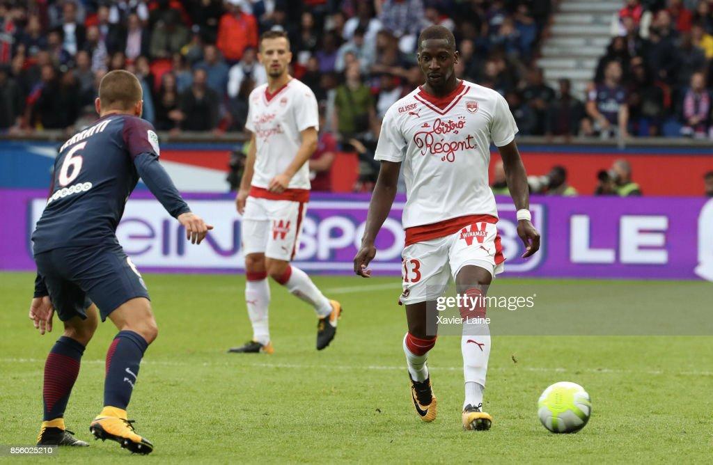 Paris Saint Germain v FC Girondins de Bordeaux - Ligue 1