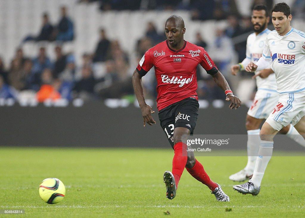 Olympique de Marseille v EA Guingamp - Ligue 1