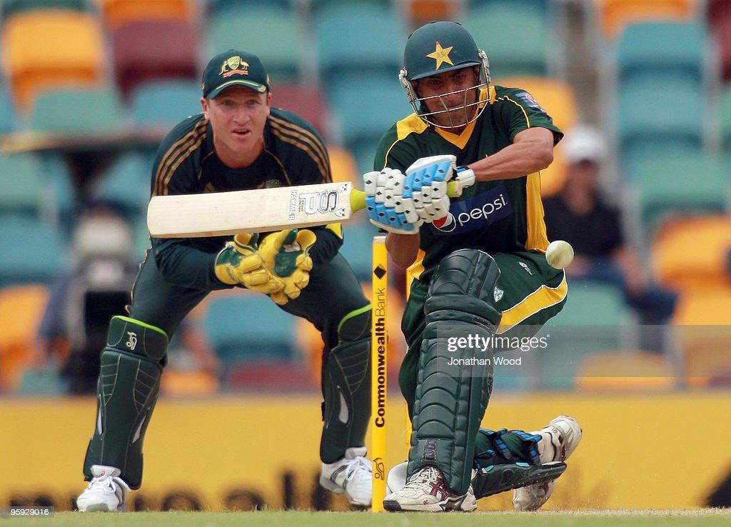 Australia v Pakistan - 1st ODI