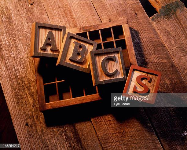 Your ABC'S
