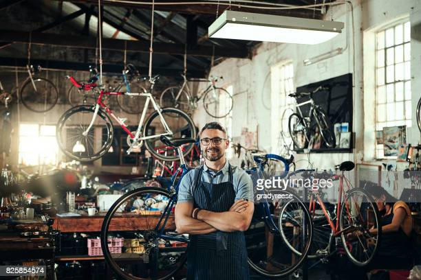 Votre vélo est toujours la bienvenue ici