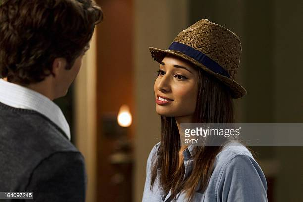HUMAN Your Body is a Condemned Wodnerland Episode 308 Pictured Bobby Campo as Max Meaghan Rath as Sally Malik