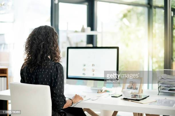 your business brand deserves your best work - computer monitor stock pictures, royalty-free photos & images