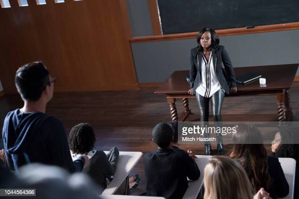 MURDER 'Your Funeral' In the season five premiere episode 'Your Funeral' Annalise selects students for her new legal clinic at Middleton and juggles...