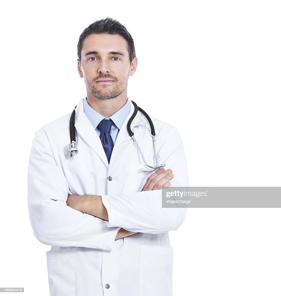 Your health is his priority : Stock Photo