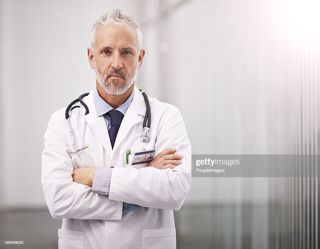 Your health is what I work for : Stock Photo