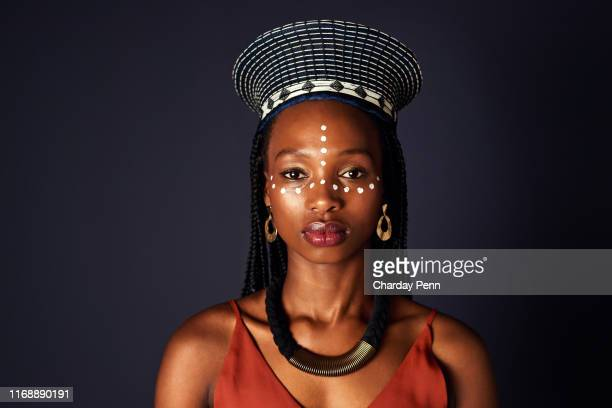 your heritage is your most precious possession - zulu women stock pictures, royalty-free photos & images