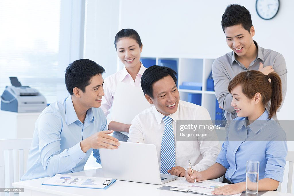 Your idea is perfect! : Stock Photo