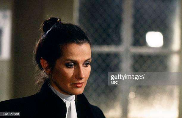 BLUES Your Kind My Kind Humankind Episode 109 Pictured Veronica Hamel as Joyce Davenport
