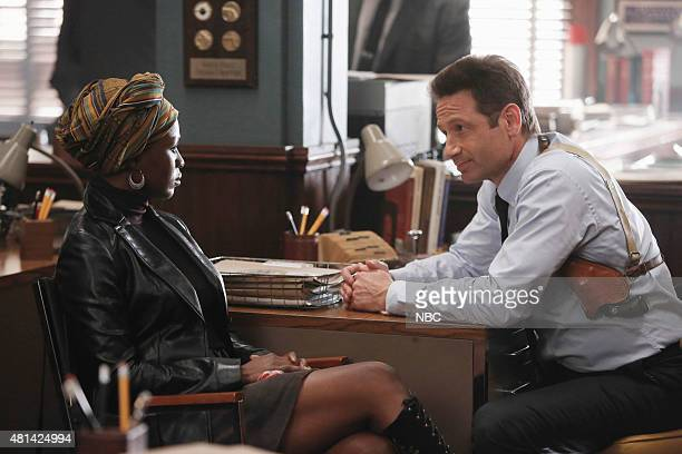 AQUARIUS 'Your Mother Should Know' Episode 111 Pictured David Duchovny as Sam Hodiak