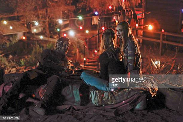 AQUARIUS Your Mother Should Know Episode 111 Pictured Gethin Anthony as Charles Manson Emma Dumont as Emma Karn