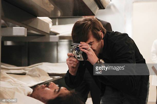 AQUARIUS Your Mother Should Know Episode 111 Pictured Grey Damon as Brian Shafe