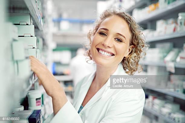 Votre un arrêt pharmaceutique boutique
