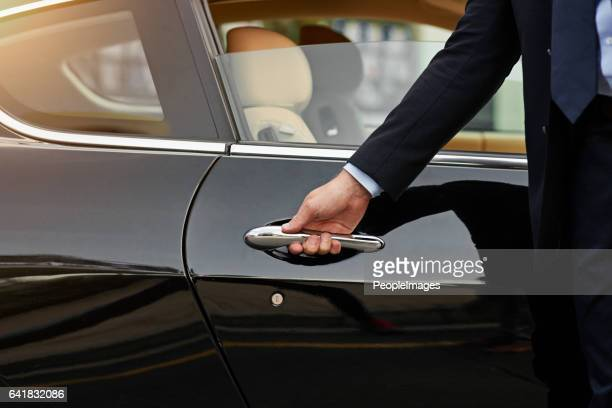 your ride is here... - stereotypically upper class stock pictures, royalty-free photos & images