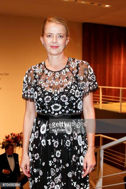 Your Royal Highness Princess Mabel von OranienNassau during the 24th Opera Gala at Deutsche Oper Berlin on November 4 2017 in Berlin Germany
