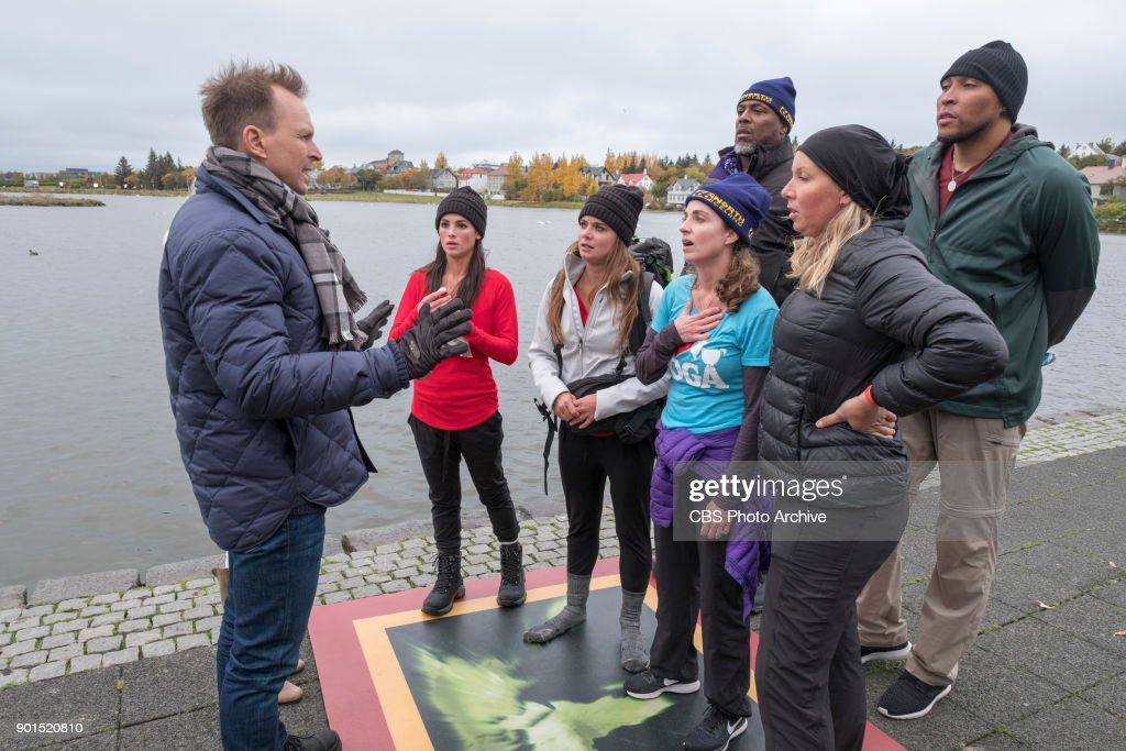 "CBS's ""The Amazing Race"" - Season 30"