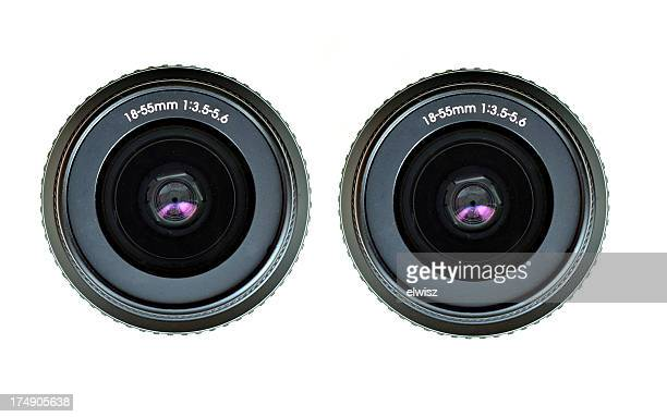 you're being watched - two objects stock pictures, royalty-free photos & images