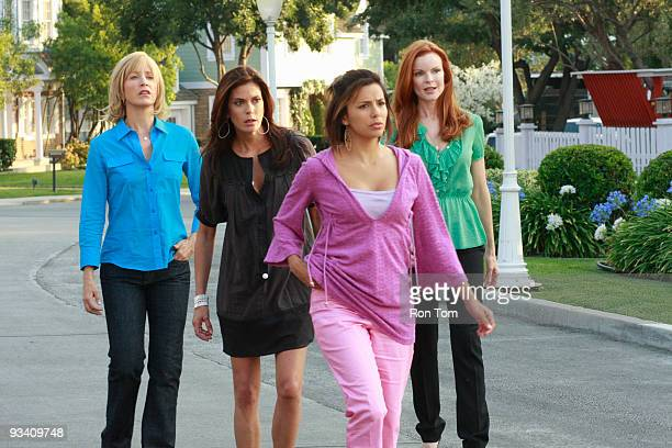 HOUSEWIVES You're Gonna Love Tomorrow On the highly anticipated season premiere of Desperate Housewives five years have passed since Katherine shot...