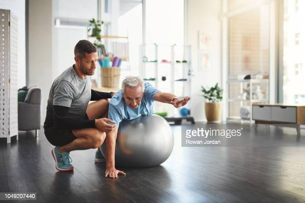 you're making progress, as long as you're trying - arthritis stock pictures, royalty-free photos & images