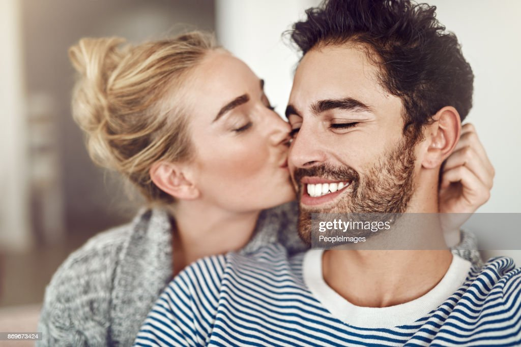 You're my everything, babe : Stock Photo