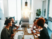 You're one meeting away from a brilliant idea
